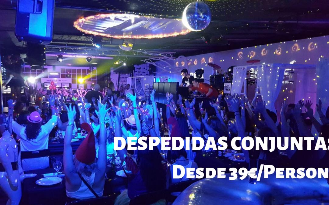 DESPEDIDAS COLECTIVAS CONJUNTAS VIGO