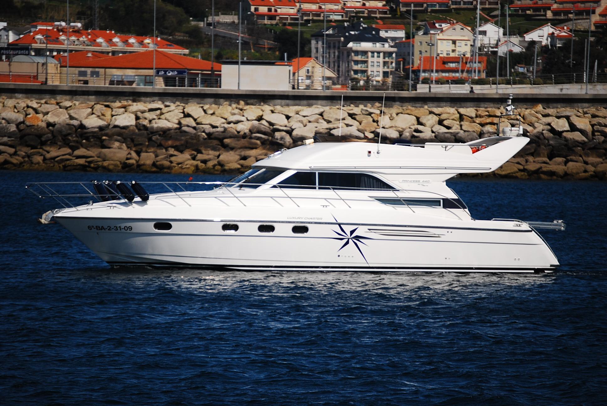 Alquiler y rutas en barco